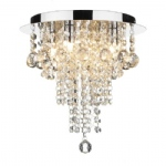 RUB0450 Ruby Semi Flush Light