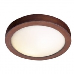 Saddler Ceiling Fitting SA140 Leather Effect