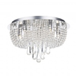 SAI5450 Saigon Crystal Ceiling Light