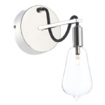 SCR0738 Scroll Single Wall Light