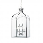 Senator 6 Light Chrome Pendant SEN0650