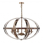 SYM0664 Symbol 6 Light Ceiling Pendant