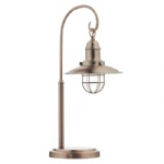 TER4264 Terrace Copper Table Lamp