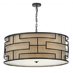 TUM0463 Tumola 4 Light Ceiling Pendant