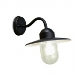 Triton Black Wall Light 05-8959-05-37