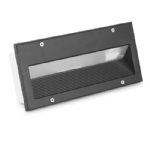 Micenas IP44 Grey Brick Light 05-9179-Z5-B8
