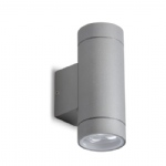 Terry LED Grey Outdoor Wall Light 05-9599-34-T2