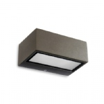 Nemesis Outdoor LED Wall Light 05-9800-J6-CL