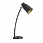 Funk Dark Brown Table Lamp 10-4755-CI-23