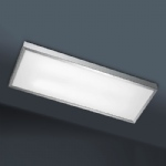 Toledo Flush Ceiling Light 434-AL