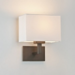 Connaught Bronze Wall Light 0500