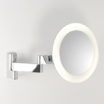0760 Niimi Round LED Bathroom Mirror