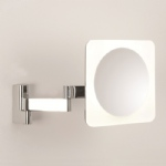 0815 Niimi Square LED Mirror