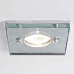 5512 Ice Square IP65 Recessed Spot