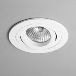 Taro White Halogen Downlight 5641
