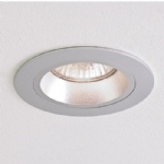 Taro Round Downlight Aluminium 5635
