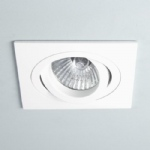 Taro Square Tiltable Downlight 1240030 (5678)