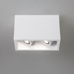 Osca 140 Twin LED Ceiling Spot 5684