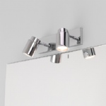 6121 Como IP44 Bathroom Spotlights