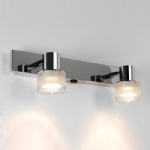 6138 Tokai Twin IP44 Bathroom Spot