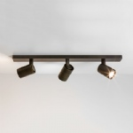 Ascoli Bronze Effect Triple Bar Spotlight 1286006 (6147)