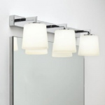Triplex Bathroom Wall Light 7093