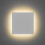 Eclipse led square 300 wall light the lighting superstore eclipse led square 300 wall light 7248 7457 ravello aloadofball Image collections