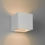 Pienza Switched Plaster Wall Light 1196004 (7260)