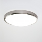 Osaka Brushed Nickel LED Ceiling Light 7414