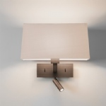 Park Lane Double Wall Light 7469+4001