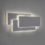 7537 + 1832 Edge 560 LED Wall Light