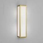 Mashiko Bathroom Gold Colour Light 7801