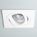 Taro White Recessed Spot Light 5642