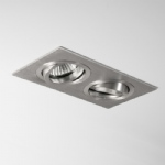 Taro Twin Recessed spotlight 5649