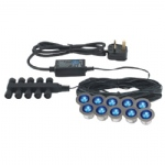 Ikon Round 30 LED IP67 Deck Light Kit 13890