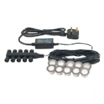 Ikon Round 45 LED Deck Light Kit 13988