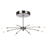 Steel Multi Arm Ceiling Light 1610-8