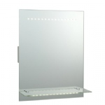 39237 Omega LED Bathroom Mirror