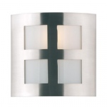 Satin Chrome Wall Bracket 405-SS