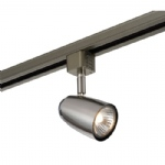 Monte Satin Chrome Track Light 42316