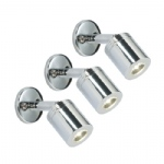 43715 Grana Pack of 3 Display Lights