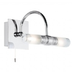 447 Shore Switched Bathroom Wall Light
