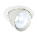 Form LED Circular Recessed Spot 46393