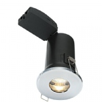 Shield PLUS MV IP65 Fire Rated Recessed Downlight 50686