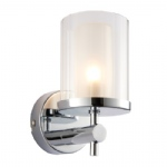 51885 Britton IP44 Bathroom Wall Light