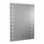Merle IP44 LED Illuminated Bathroom Mirror With Sensor 60898