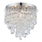 61233 Kristen IP44 Rated Crystal Bathroom Light