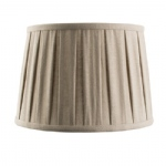 "Cleo 10"" Box Pleated Drum Shade 61348"