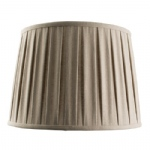 "Cleo Interior Pleated 14"" Drum Shade 61351"