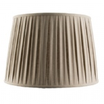 "Cleo 18"" Box Pleat Drum Lampshade 61357"
